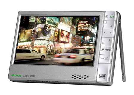 Archos 605 Portable Media Player