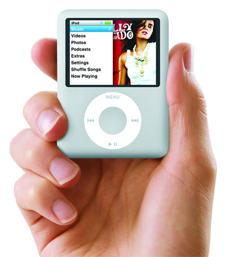 iPod Nano Nelly Furtado