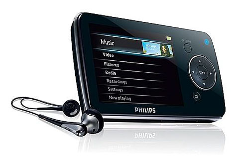 8GB Philips GoGear SA5285BT
